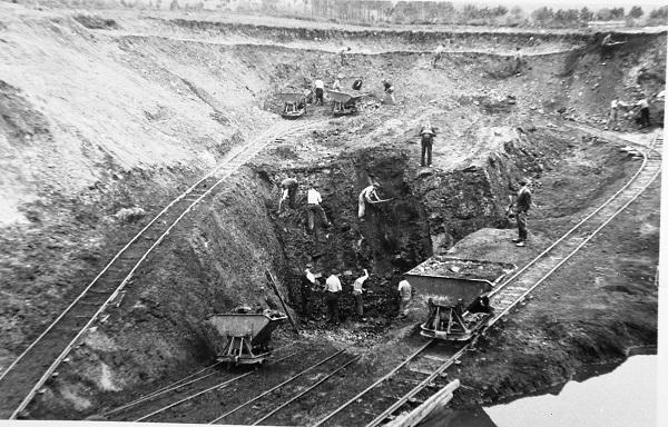 Recogida de carbón por Endesa Educa