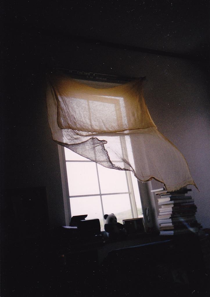 No es bueno ventilar las habitaciones durante muchas horas