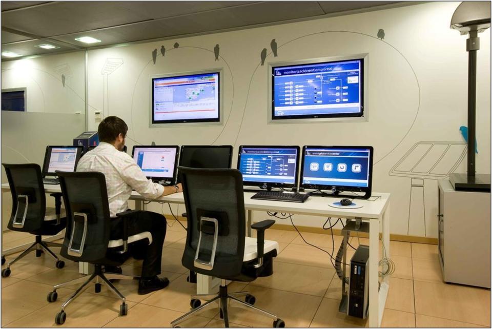 Smart Grid Service Center - Una actividad de Endesa Educa