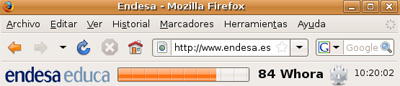 Endesa Energy Toolbar